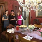 Enjoy and upscale bachelorette party at The Homestead!