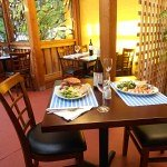 Courtyard Cafe at Cowichan Bay Seafood