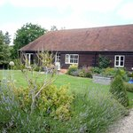 Beautifully converted Barn Room at Setters Barn, near Reading