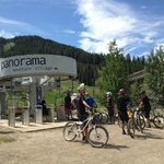 Foto de Panorama Vacation Retreat at Horsethief Lodge