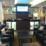 Awesome executive lounge