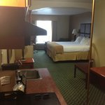 Holiday Inn Express Hinesville resmi