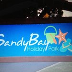 Foto de Sandy Bay Holiday Park