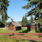 Foto van Wells Gray Guest Ranch