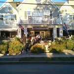 The Inn on Peaks Island resmi