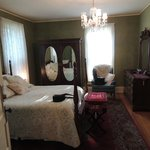 Φωτογραφία: Magnolia Grove Bed and Breakfast