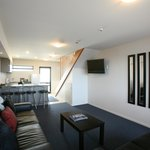 Two Bedroom Apartment - downstairs lounge