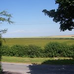 view of wolds from room 5