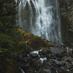 Arthur's Pass for an afternoon- Devil's Punchbowl waterfall