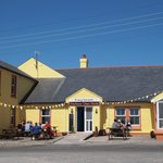Front of Ostan Thoraigh, Tory Harbour View Hotel
