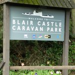 Blair Castle Caravan Parkの写真