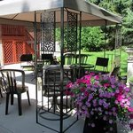Gazebo and Patio