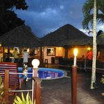 Crusoes Restaurant and Bar - Castaway Resort, Rarotonga