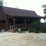 ภาพถ่ายของ Hickory Ridge Bed, Breakfast & Bridle
