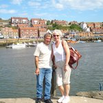 Me & Clive at The Harbour