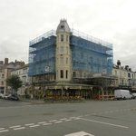 Alexandra Hotel refurbishment?