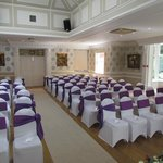 Langtree suite set for Civil Ceremony