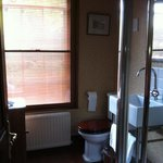 My shower room in Eyam
