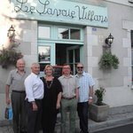 Birthday celebrations at Savoie Villars, Grand Pressigny