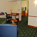 Φωτογραφία: Fairfield Inn & Suites Santa Cruz-Capitola