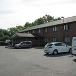 Φωτογραφία: Travelodge Carlisle Todhills