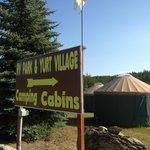 Φωτογραφία: North American RV Park & Yurt Village