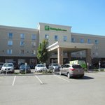 Holiday Inn Suites Kamloops照片