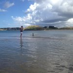 Nearby Padstow beach