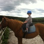 horse riding great