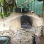 Cob Oven - Made great pizza!