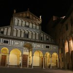 pistoia at night