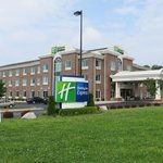 Foto van Holiday Inn Express Hotel & Suites Lexington Northeast