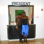 Foto van The President Hotel - Miami Beach