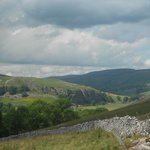 Walk - Kilnsey Crag from route