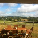 Foto de Middle Upcott Farm Bed and Breakfast
