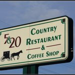 5 and 20 Country Kitchen