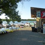 Little Grassy Lake Campground & Marinaの写真