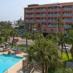 Quality Inn and Suites Beachfront Galveston