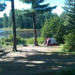 Фотография Mew Lake Campground