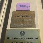 Φωτογραφία: Romantic Vatican Rome B&B