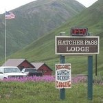 Foto di Hatcher Pass Lodge