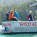 Wild Alaska Whale watching tour