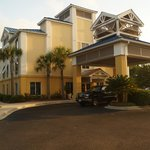 Holiday Inn Express Charleston resmi