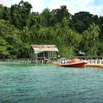 Waiwo dive resort, Raja Ampat - Indonesia