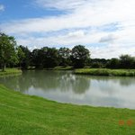 The Lake at Stubton Hall