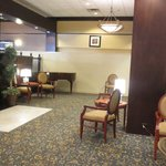 Holiday Inn Tewksbury Andover resmi
