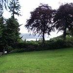 View to Loch Ness from Foyers House