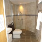 our lovely large ensuite