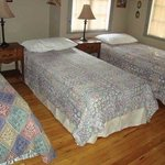 Foto de Whispering Pines Bed & Breakfast
