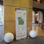 The Golf Trail Display